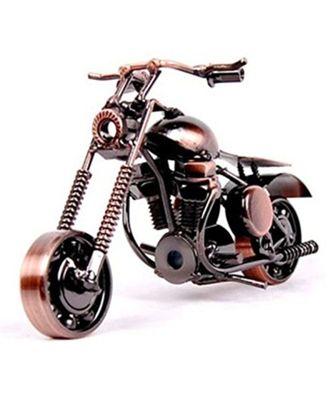Handmade Iron Mini Bike Home Decor Gift Decoration Size 5X3 Inch