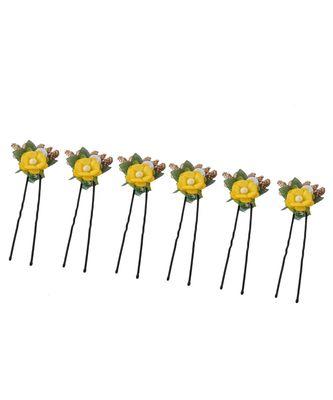 Beautiful Flower Hair Pins