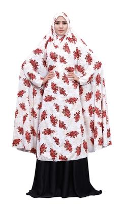 Printed Viscose Lycra Chaderi Abaya Burqa For Women