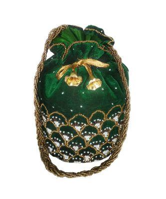 Women's Handcrafted Bridal Potli Bag