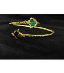 green palaka  bracelet