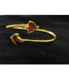 red palaka  bracelet