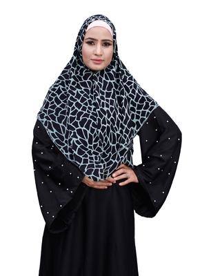 Justkartit Pista Color Daily Wear Chiffon Square Scarf Hijab Dupatta For Women