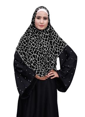Justkartit Women'S Daily Wear Chiffon Square Scarf Hijab