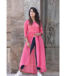CORAL PINK CAPE
