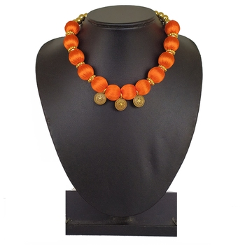 Orange Chokers