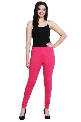 Pink Rubi cut with miyani Legging