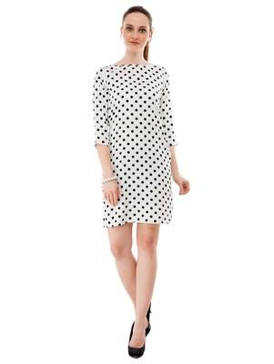 Women's Multi-Coloured A-Line Short Dress