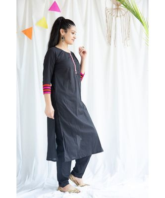 Esha cotton Kurta and Pant Set