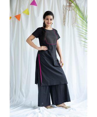 Riya cotton Kurta and Pant Set