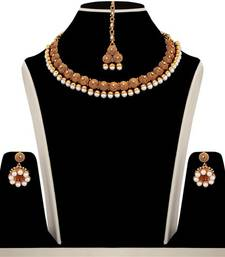 Buy Design no. 10b.2243....Rs. 1950 necklace-set online