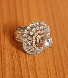 White Rings Size 7