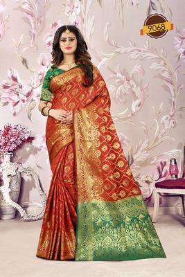 South Indian Saree Kerala Saree Best Looking Saree Designer Saree Kanchipuram Saree