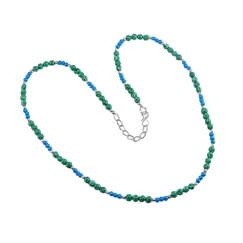 Multicolor turquoise necklaces
