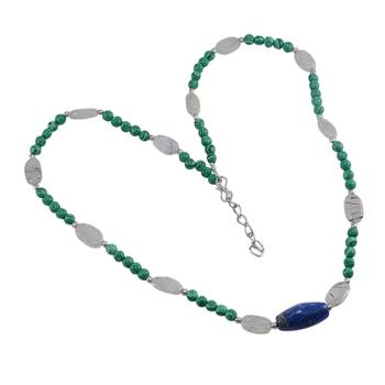 Multicolor quartz necklaces