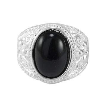 Black Quartz   Rings