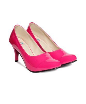 Women Pink Pumps Stiletto