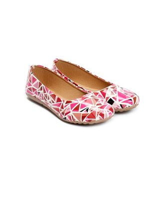 Women Multi Flats Ballerinas