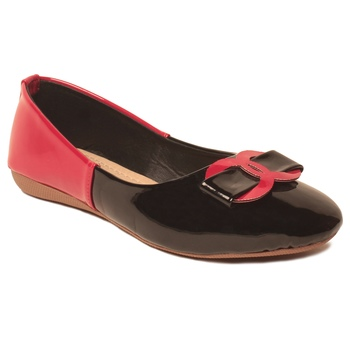 women Synthetic Red Bellies