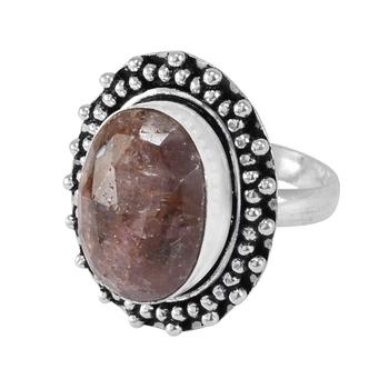 Multicolor sapphire rings