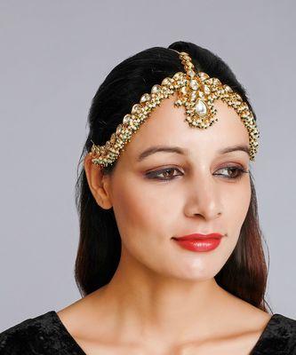 Kundan Matha Patti