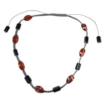 Multicolor onyx necklaces