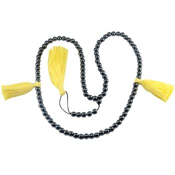 Grey crystal necklaces