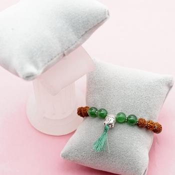 Green bangles-and-bracelets
