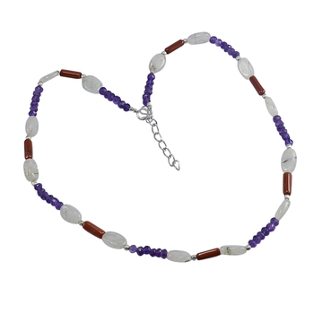 Multicolor Amethyst   Necklaces