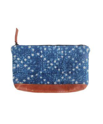 Vintage Handmade dari Made asian art Women Hand Bag