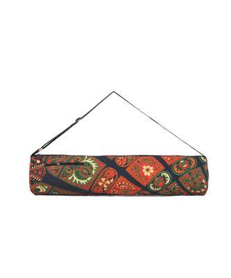 Indian Handmade cotton  Mandala Yoga  Bag