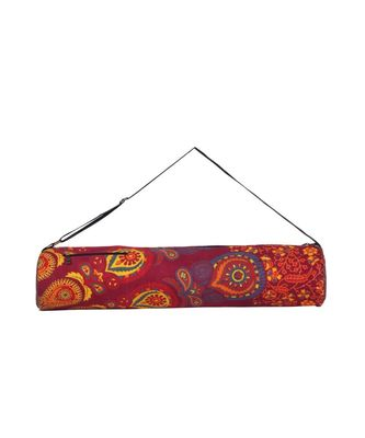 Indian Handmade cotton  Mandala Yoga  Bag