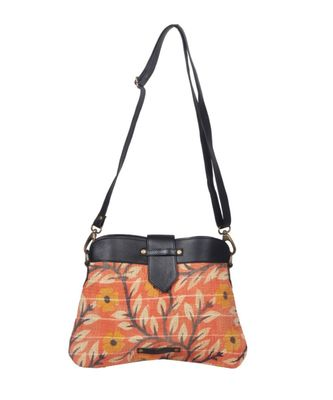 Vintage Handmade bangali kantha made asian art Women Hand Bag