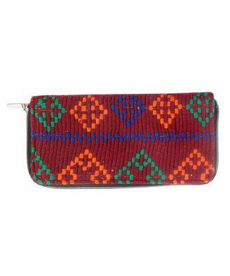 Women Multi-Colour cotton Clutch Bag