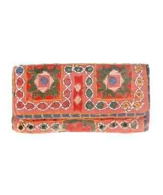 Women Multi-Colour cotton Purse