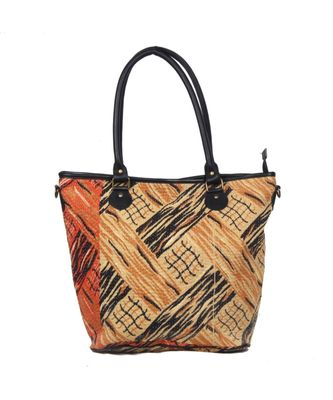 Vintage Handmade bangali kantha asian art Women Hand Bag