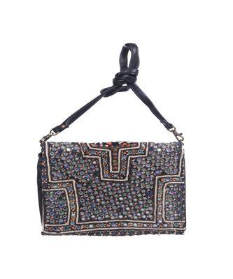 Vintage Handmade Indian asian art Women Hand Bag