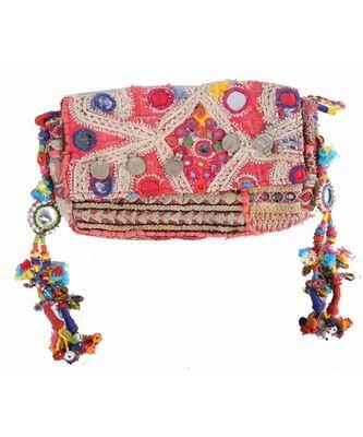 Handmade Designer Multicolored Women bags