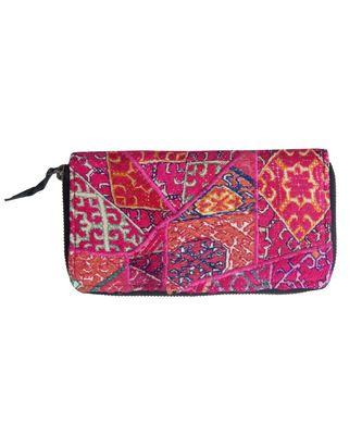 Jaipur Textile Hub Women Multi-Colour Cotton Shoulder Bag