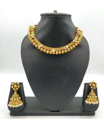 golden mala set