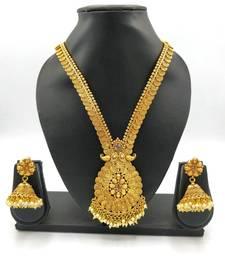 Gold temple set
