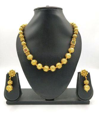Gold Mala Set