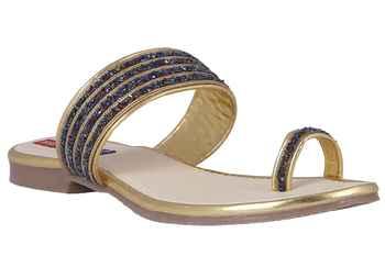 Blue stylish Fancy Sandals for women
