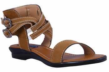 stylish fancy Brown  Flat Sandals For women