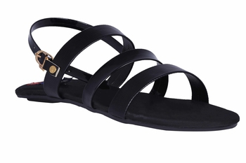 Women  Black Sandals