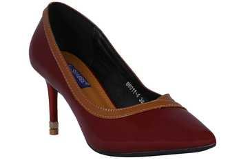 Red stylish Fancy Heels for women pumps