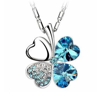 Blue pendants