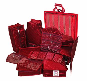 Atorakushon Marriage Set Saree Blouse Cover Pouch dulhan set Storage Organizer Jewellery Kit Make Up Kit Gift Vanity Box