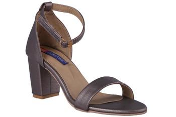 Grey stylish Fancy Heels for women