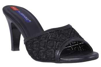 Black stylish Fancy Heels for women